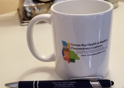 TBHMPC Coffee Mugs and Pens