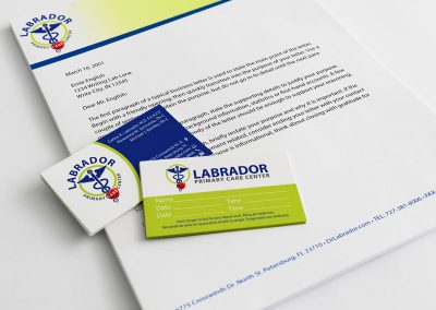 Labrador Stationery