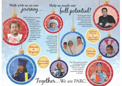 PARC 2016 Holiday Appeal Trifold